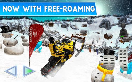 Winter Ski Park Snow Driver v1.0.3 screenshots 9