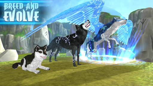 Wolf The Evolution – Online RPG v1.96 screenshots 3