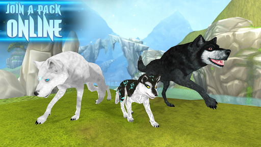 Wolf The Evolution – Online RPG v1.96 screenshots 4