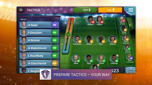 Womens Soccer Manager WSM – Football Management v1.0.47 screenshots 1