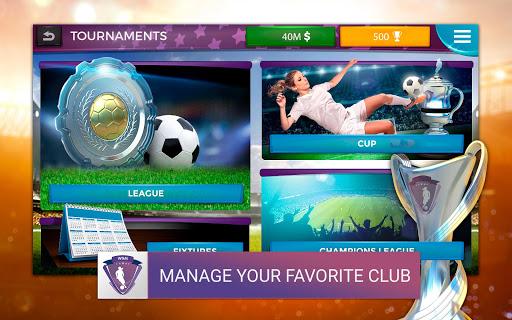 Womens Soccer Manager WSM – Football Management v1.0.47 screenshots 12