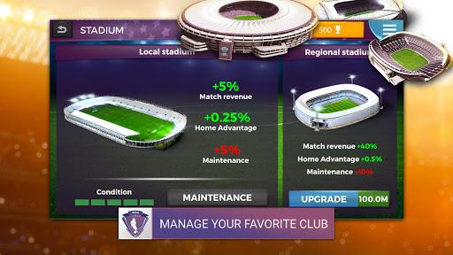 Womens Soccer Manager WSM – Football Management v1.0.47 screenshots 2
