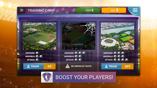 Womens Soccer Manager WSM – Football Management v1.0.47 screenshots 3