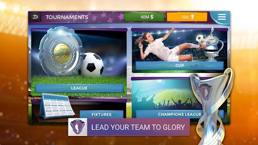Womens Soccer Manager WSM – Football Management v1.0.47 screenshots 4