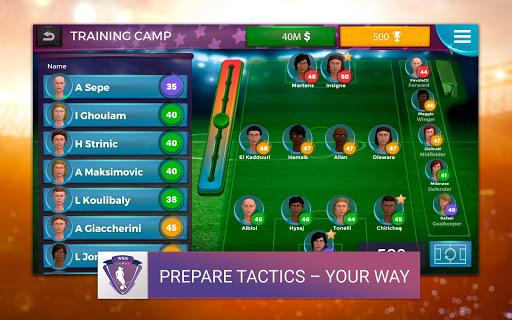 Womens Soccer Manager WSM – Football Management v1.0.47 screenshots 5