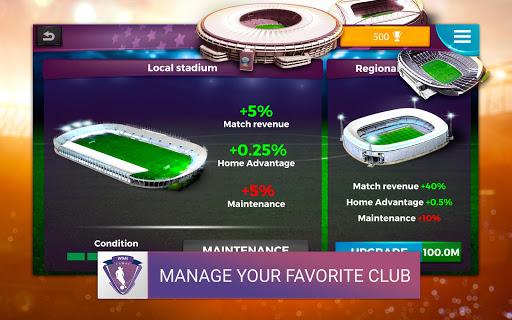Womens Soccer Manager WSM – Football Management v1.0.47 screenshots 6