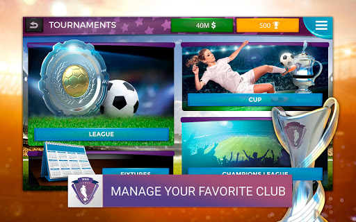 Womens Soccer Manager WSM – Football Management v1.0.47 screenshots 8