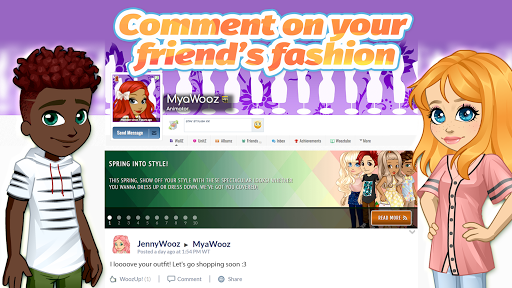 Woozworld – Virtual Chat amp Party With Friends v10.5.1 screenshots 6
