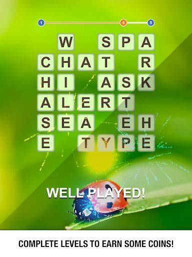 Word Crossing Crossword Puzzle v2.4.6 screenshots 7