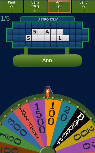 Word Fortune – Wheel of Phrases Quiz v1.17 screenshots 11
