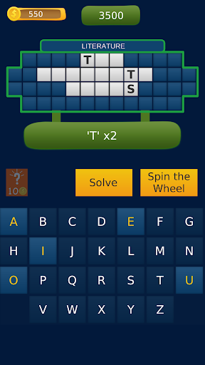 Word Fortune – Wheel of Phrases Quiz v1.17 screenshots 2