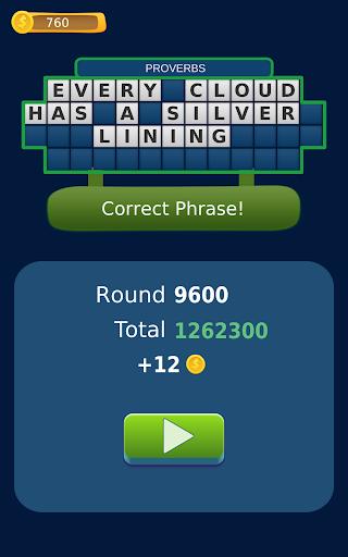 Word Fortune – Wheel of Phrases Quiz v1.17 screenshots 4