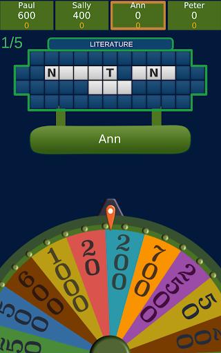 Word Fortune – Wheel of Phrases Quiz v1.17 screenshots 6