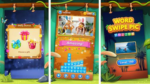 Word Swipe Pic v1.7.1 screenshots 2
