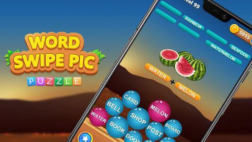 Word Swipe Pic v1.7.1 screenshots 8