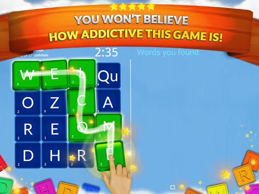 WordHero best word finding puzzle game v13.5.0 screenshots 7