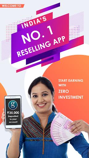 Work from Home Earn Money Online Start Reselling v3.4.9 screenshots 1