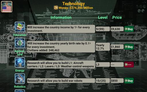 World Empire 2027 vWE_2.0.4 screenshots 23