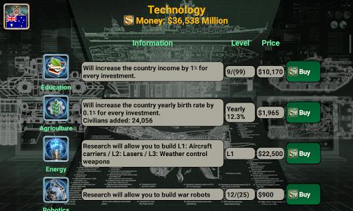 World Empire 2027 vWE_2.0.4 screenshots 7