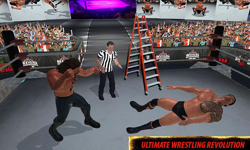 World Wrestling Revolution Stars 2017 Real Fights v1.0.2 screenshots 1