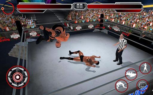 World Wrestling Revolution Stars 2017 Real Fights v1.0.2 screenshots 11