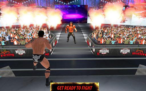World Wrestling Revolution Stars 2017 Real Fights v1.0.2 screenshots 12