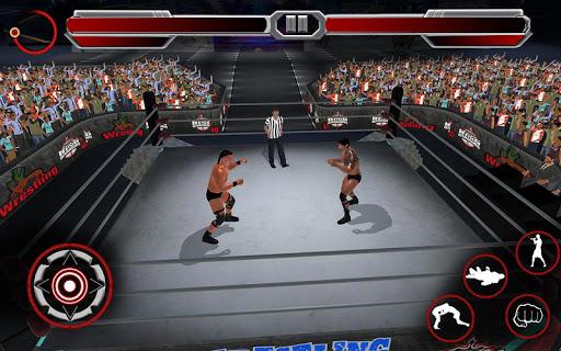 World Wrestling Revolution Stars 2017 Real Fights v1.0.2 screenshots 16