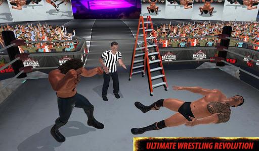 World Wrestling Revolution Stars 2017 Real Fights v1.0.2 screenshots 17