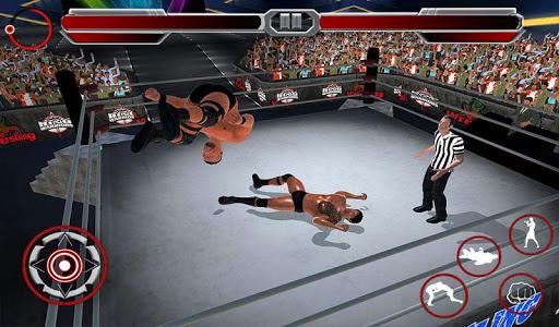 World Wrestling Revolution Stars 2017 Real Fights v1.0.2 screenshots 19