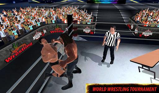 World Wrestling Revolution Stars 2017 Real Fights v1.0.2 screenshots 22