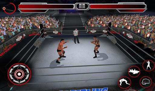 World Wrestling Revolution Stars 2017 Real Fights v1.0.2 screenshots 24