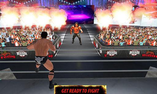 World Wrestling Revolution Stars 2017 Real Fights v1.0.2 screenshots 4