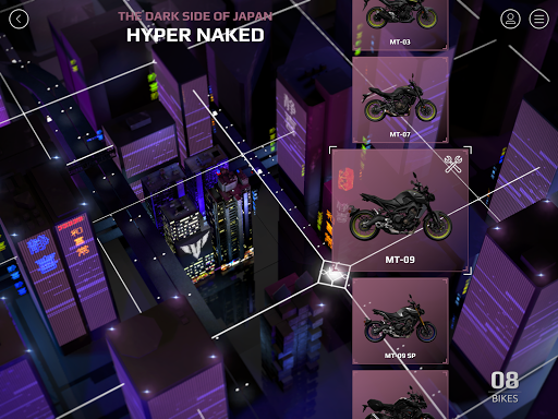 Yamaha MyGarage v3.0.88 screenshots 10