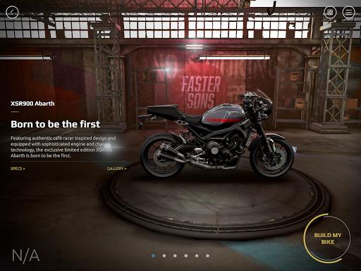 Yamaha MyGarage v3.0.88 screenshots 12