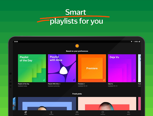 Yandex Music and Podcasts listen and download v2021.05.2 3791 screenshots 5