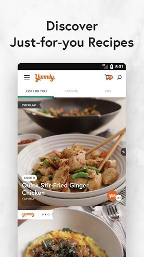 Yummly Recipes amp Cooking Tools v6.0.2 screenshots 1