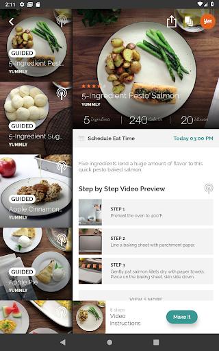 Yummly Recipes amp Cooking Tools v6.0.2 screenshots 14