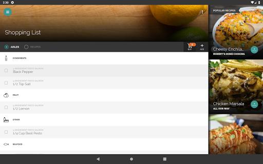 Yummly Recipes amp Cooking Tools v6.0.2 screenshots 4