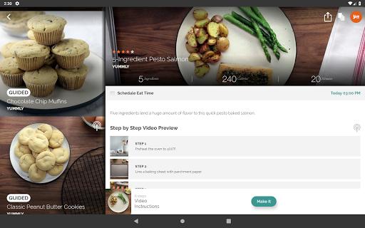 Yummly Recipes amp Cooking Tools v6.0.2 screenshots 7
