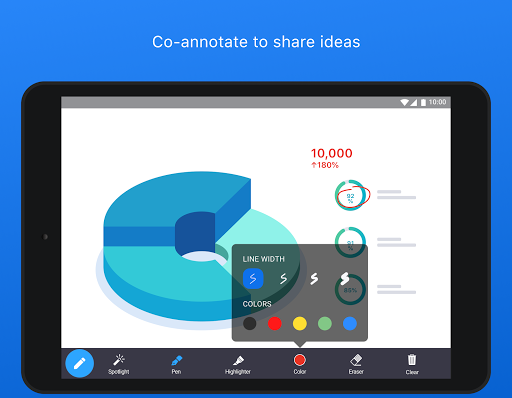 ZOOM Cloud Meetings v5.6.6.2076 screenshots 9