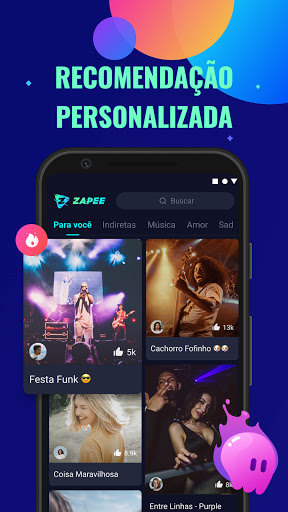 Zapee Status v2.35.1.2350201 screenshots 1