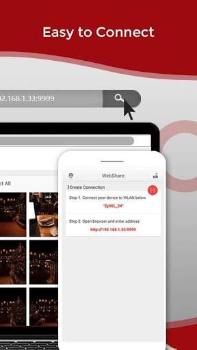 Zapya WebShare – File Sharing in Web Browser v2.0.7 screenshots 2