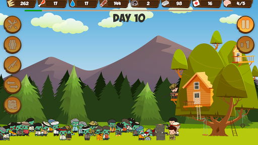 Zombie Forest HD Survival v1.36 screenshots 10
