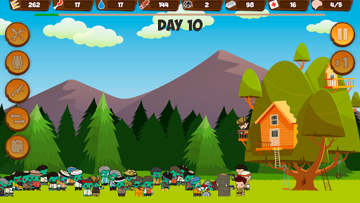 Zombie Forest HD Survival v1.36 screenshots 5