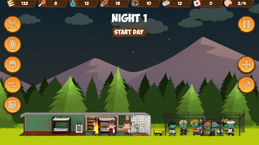 Zombie Forest HD Survival v1.36 screenshots 6