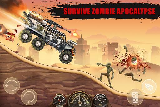 Zombie Hill Racing – Earn To Climb Zombie Games v1.7.5 screenshots 2