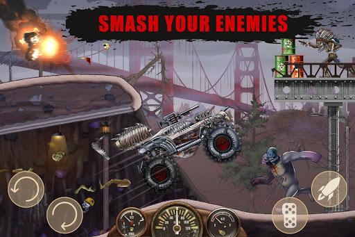 Zombie Hill Racing – Earn To Climb Zombie Games v1.7.5 screenshots 3