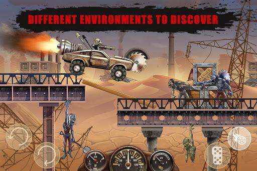 Zombie Hill Racing – Earn To Climb Zombie Games v1.7.5 screenshots 4