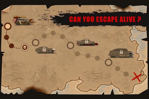 Zombie Hill Racing – Earn To Climb Zombie Games v1.7.5 screenshots 5