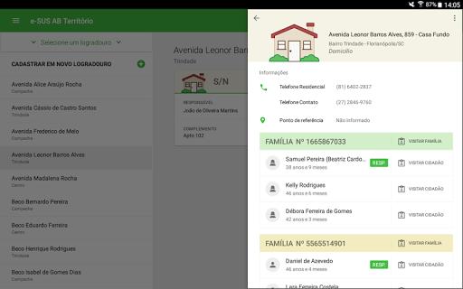 e-SUS Territrio v3.3.0 screenshots 8